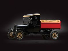1925 Ford Model TT C-Cab Dump Truck | Sam Pack Collection 2014 | RM Sotheby's
