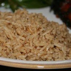 Brown Rice Allrecipes.com