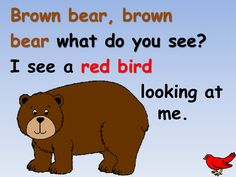 Brown Bear, Brown Bear, What Do You See - Read Aloud Story.    http://youtu.be/cmlvbaRe3q0