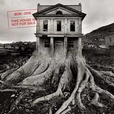 Bon Jovi - This House Is Not For Sale Vinyl LP October 21 2016 Pre-order
