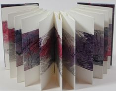 Annwyn dean, with links for enticing bookmaking inspiration book книги, арт Concertina Book, Accordion Book, Up Book, Book Art, Paper Book, Paper Art, Stitch Book, Book Sculpture, Handmade Books