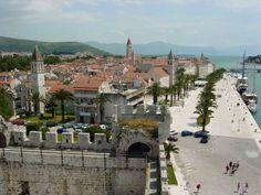 Visdit Trogir old Town