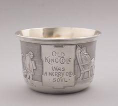 Child's Bowl by GOLDSMITHS & SILVERSMITHS CO, LONDON, 1908