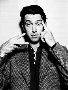 """Sometimes I wonder if I'm doing a Jimmy Stewart imitation myself."" —Jimmy Stewart"