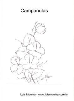 campanulas.jpg (1700×2338)  - Bell Flower