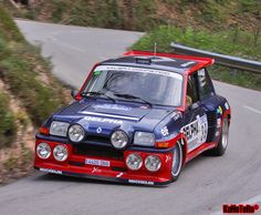 Renaut 5 Maxi Turbo Rally