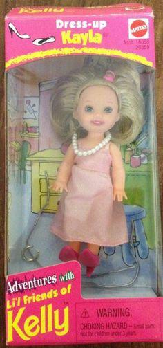 Dress Up Kayla® Doll. I had her
