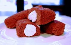 Great idea for your Valentine: red velvet Twinkies