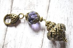 Schlüsselanhänger - ✼ Zauber des Orients ✼ Schlüsselanhänger - ein Designerstück von LiAnn-Versand bei DaWanda