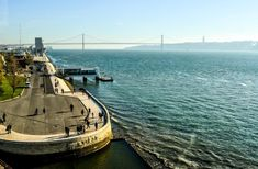 Lisbon, Portugal: The Best of the City in 2 Days - the unending journey Day Trips From Lisbon, Things To Do, Good Things, Lisbon Portugal, Old City, Capital City, Tower Bridge, Rome, Journey