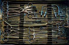Embalming Instruments