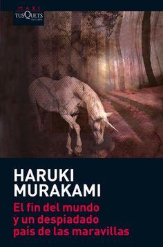Haruki Murakami, El fin del mundo y un despiadado país de las maravillas. ¡Mirá nuestro producto! Si te gusta podés ayudarnos pinéandolo en alguno de tus tableros :)