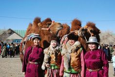 Eternal Landscapes Mongolia - Blogging From The Wild: Winter Postcards From Mongolia - Part Three - Mongolia's Winter Festivals