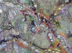 stitched paper textiles - Google Search