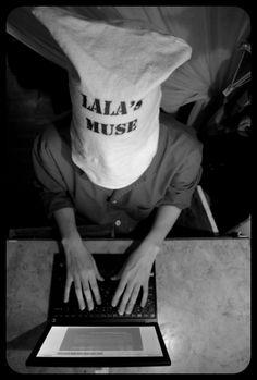 SCANDAL!  Muse Sweatshop Discoveredd!  #technology #prosthetics #laladrona #basedonafact #artist #artparis #muse #artfactory #lalalaboratory #scandal #critique