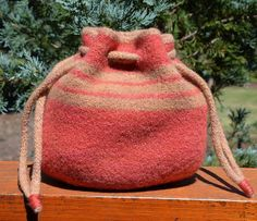 Learn to Felt a Project Bag by Kristi Holaas free