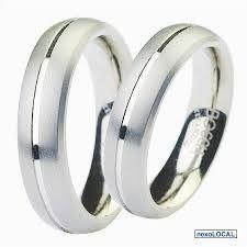 anillo matrimonio oro blanco - Buscar con Google