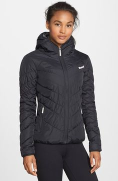 O/'Neill Quilted Jacket Transition Jacket Commute Jacket Black Thinsulate®