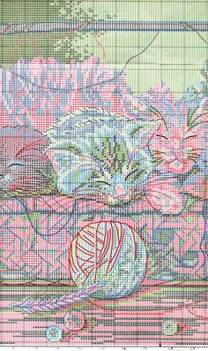 Kittens in Basket 3