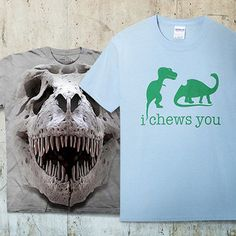 Digging Dinosaurs: Apparel
