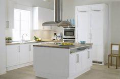 Küche einrichten - 15 tolle Ideen im minimalistischen Stil