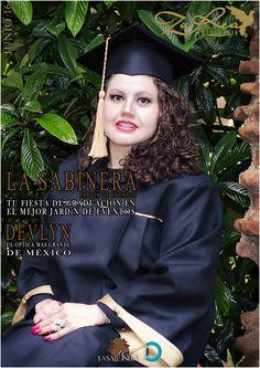 Jun 16 #8 Magazine Cover 'ZuRea Fotografía' Monthly Magazine, Prom Party
