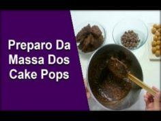 CURSO  Cake Pops, Decorados e Recheados