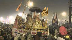 Viaggio India Shambhoo Travels Kumbha Mela 2013 Varanasi