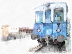 railway museum vagon