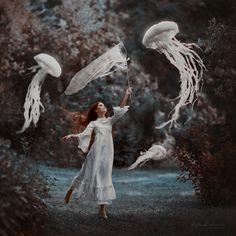 Fantasy | Magical | Fairytale | Surreal | Enchanting | Mystical | Myths | Legends | Stories | Dreams | Adventures | by Irina Dzhul