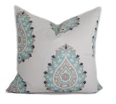 Pillow cover, 20x20, Throw pillows, Toss pillow covers, Decorative pillow, Grey…