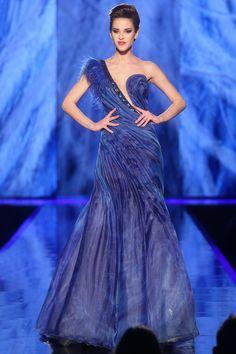 Couture Dresses Collection / Return of the Phoenix / Model 36   Blanka Matragi