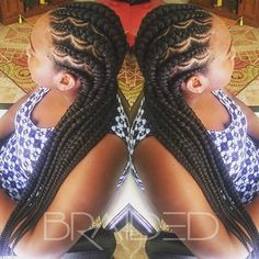 ... #haveyoubeenBRAIDEDyet? ...want us to be 'crushin' on your #BRAIDEDHair? ...then let's make you an appointment!  Call (868) 473-HAIR (4247) & #comegetBRAIDED! #afrochic #updo #blackhair #feedinbraids #naturalhair #neatbraids #instahair #longhair #blackhair  #hairoftheday #protectivestyle #naturalhairstyles #perfectbraids #protectivestyles #cornrowstyles #cornrows #jumbotwist #justbraids #blackhairstyle #senegalesetwist #boxbraids #twists #plaits #braids #afrohair #feedinbraids #locs