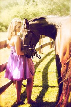 Senior pics?? Heck yes my horses will be in them
