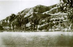 Anni 30 - Il lago artificiale di Bellisio Solfare Pergola, Outdoor, Italia, Branding, Outdoors, Outdoor Pergola, Outdoor Games, Outdoor Life, Arbors