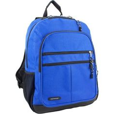 b854b3ef2c Eastsport 175 Large Main Compartment Future Tech Outdoor Hiking Camping  Durable Backpack with Insulated Cooler Front