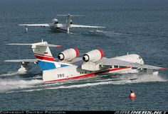 Beriev Be-200ChS aircraft picture