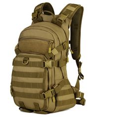 Special offer 40L Casual Laptop Backpack 2016 Waterproof Nylon Men Travel Backpack Multi-function camouflage   Backpack military Popular just only $43.80 with free shipping worldwide  #backpacksformen Plese click on picture to see our special price for you