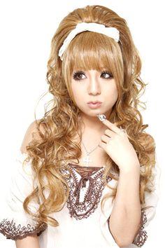 """serving princess"" hair extension"