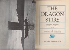 The Dragon Stirs: An Intimate Sketch-Book of China's Kuomintang Revolution by Henry Francis Misselwitz | http://www.amazon.com/gp/offer-listing/B0078THAUE/ref=dp_olp_collectible_mbc?ie=UTF8&condition=collectible&m=A1LDGCFSQX13YL