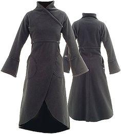 Gompa Long Coat