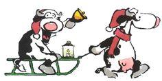 Jingle bells... (artist: L.J. Vis)