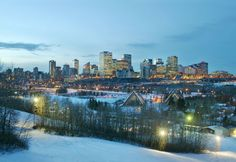 "Edmonton is a cultural, governmental and educational center. It hosts a year-round slate of festivals, reflected in the nickname ""The Festival City."" It is home to North America's largest mall, West Edmonton Mall ] and Fort Edmonton Park, Canada's largest living history museum."