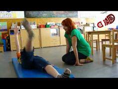 Alapozó terápia, 2. foglalkozás - YouTube