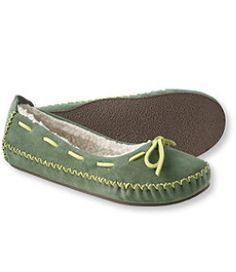 #LLBean: Women's Hearthside Slippers