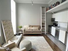 Chelsea Alcove Studio Residence   Mary Davis Interiors
