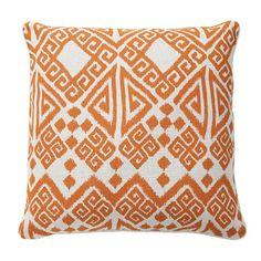 I pinned this Global Bazaar Tangier Pillow from the Massucco Warner Miller Interior Design event at Joss & Main!