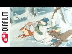 Hóember Tóni (A diafilmet elmeséli Váradi Hédi)