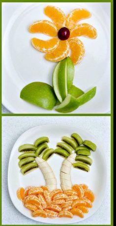 alberi di frutta