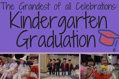 Korean Kindergarten Graduation